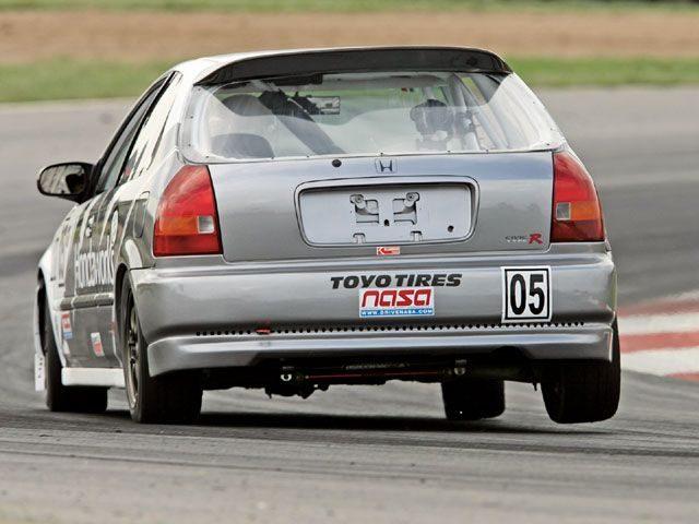 2007 N.A.S.A Honda Challenge 3