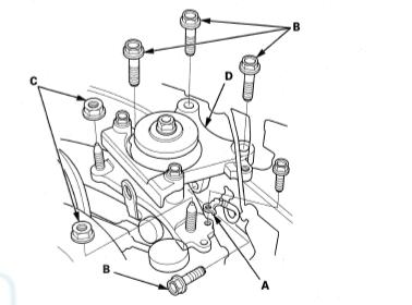 transmission side engine mount